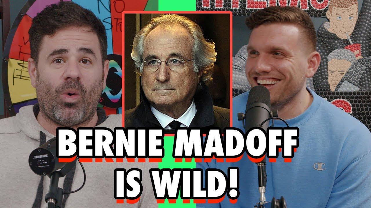 Bernie Madoff is WILD! | ep 186  - History Hyenas