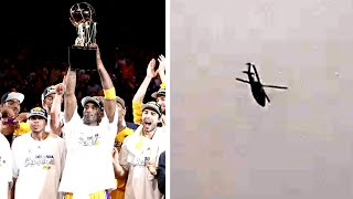The Final Moments Before Kobe Bryant's Helicopter Crashed
