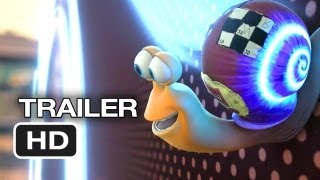 Turbo Official Trailer #2 (2013) - Ryan Reynolds, Bill Hader Movie HD
