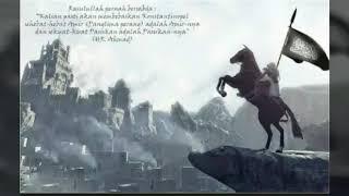 Adakah Kau Lupa cover film Muhammad Al Fatih