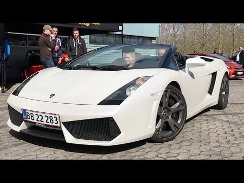 Cars & Coffee at Meguiars Denmark 2016 - YouTube