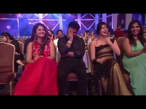 Satish Naveen Qureshi comedy performance | Mirchi music awards south 2015