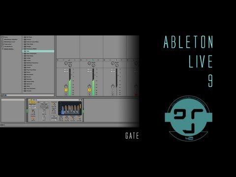 Ableton Live 9: Gate