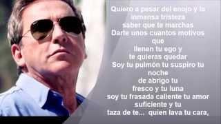Ricardo Montaner - No Te Vayas (Letra)