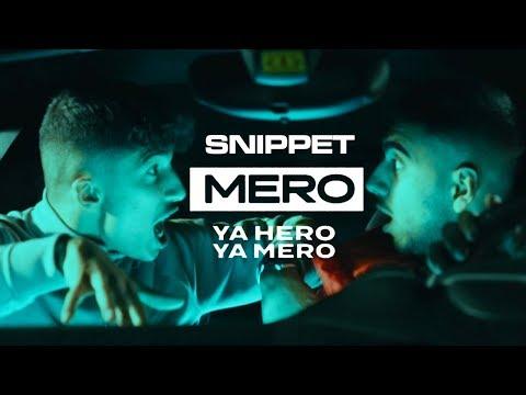 MERO - YA HERO YA MERO (Official Albumsnippet)