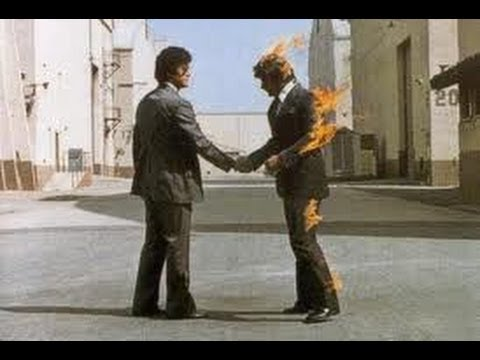 Клип Pink Floyd - Wish You Were Here