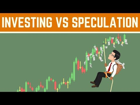 Investing vs Speculation, Are you Gambling or Investing? 🎲
