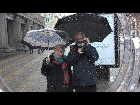 Yerevan, 17.03.19, Su, (на рус.), Video-1, От к/т Москва к Опере. 5-ый день демонтажа.
