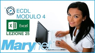 Corso ECDL - Modulo 4 Excel | 3.1.3 Come inserire ed eliminare righe e colonne in Excel