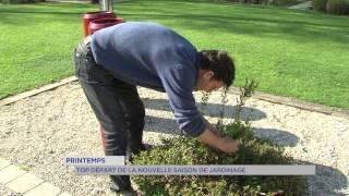 Printemps : Top départ de la nouvelle saison de jardinage