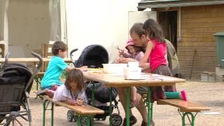 Sensibilisation sur les abeilles à l'île des loisirs de Saint-Quentin-en-Yvelines
