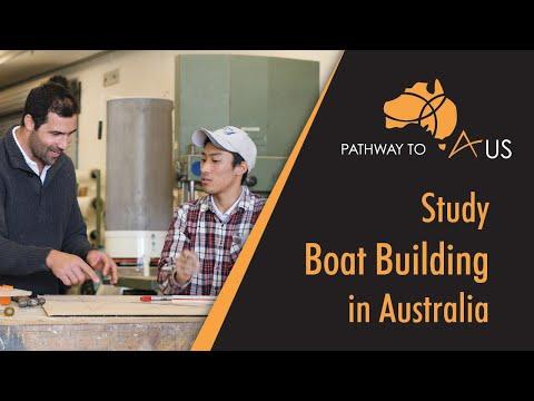 Study Boat Building In Australia