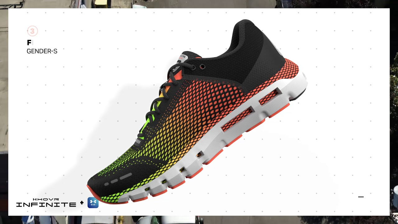new concept c16f8 55ff4 Under Armour HOVR Infinite   Wiggle