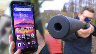 СМОГ ИЛИ НЕТ? DOOGEE S90 Обзор защищённого модульного смартфона ДУГИ С90!