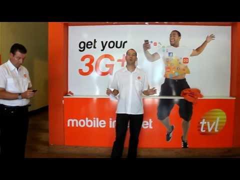 TVL launches 3G+_Press Conference4