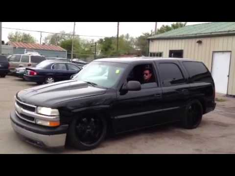 2002 Tahoe 24 Quot Air Ride Auto Connection Okc Youtube