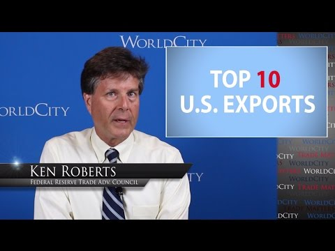 Trade Matters: Top 10 Exports