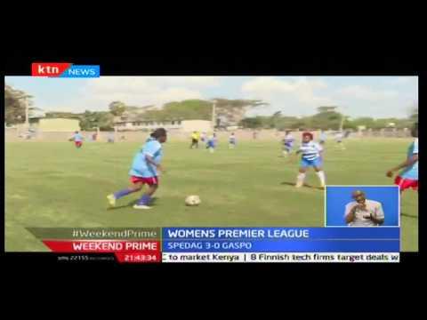 Weekend Prime:  Soccer Queens registered victory over Makolanders at Kenya Women's premier league