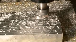 Milling model jet drive - part 1