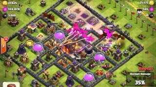 Clash Of Clans - Sabotage 777 (ITD) v. Lardadart