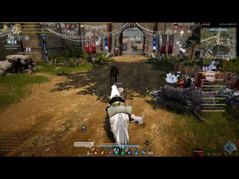 Black Desert: Leveling my Witch [Full Live Stream Export]