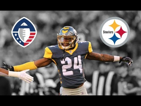 Kameron Kelly AAF Highlights ᴴᴰ    Welcome to Pittsburgh!