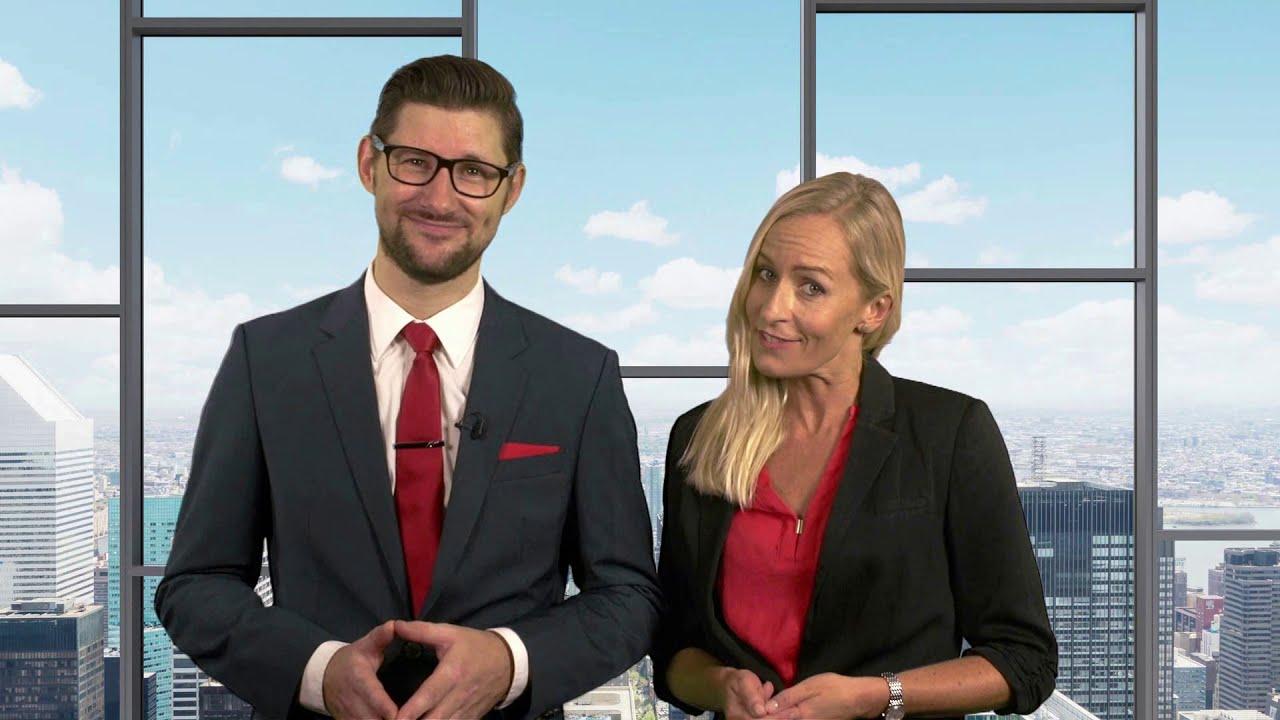 Simon Robertson TV Presenter Showreel