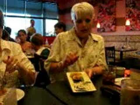 Dining in Oklahoma - Dinner at Zen Asian