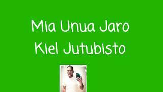 Mia Unua Jaro Kiel Jutubisto