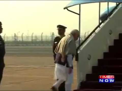 PM Modi Departs For Chennai To Pay Respect TO Jayalalithaa
