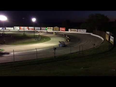 ISMA Supers @ Delaware Speedway Ontario