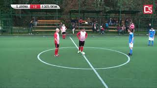 Calcio a 5, Serie C1: Sporting Juvenia - Real Castel Fontana, highlights e interviste