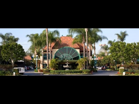 Candy Cane Inn Anaheim California Disneyland Good Neighbor Hotel