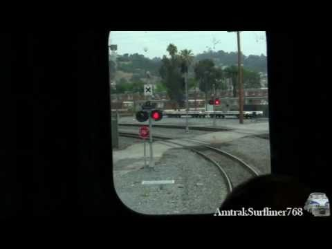 Cab ride in CDTX Cab car 6952- Santa Ana, CA to Los Angeles Union Station