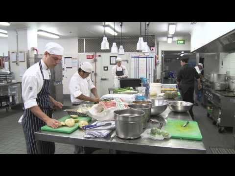 What's On The Menu - Adelaide Hilton Head Chef Dennis Leslie