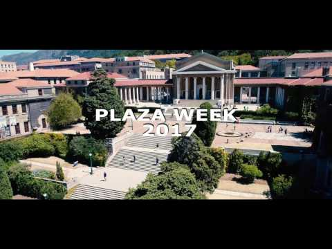 UCT Plaza Week 2017
