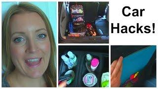 Mom Car Hacks! - Pinterest Inspired