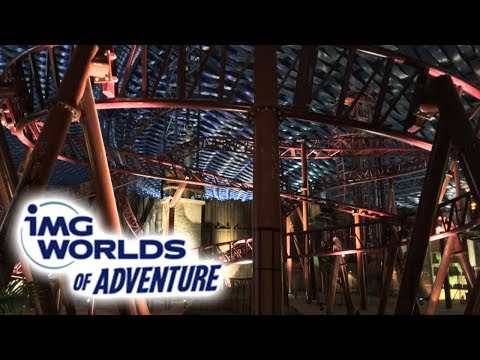 IMG Worlds Of Adventure Vlog January 2018