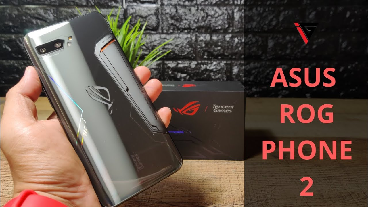 ASUS ROG PHONE 2 TENCENT GAMES EDITION - UNBOX DAN HANDS ON REVIEW (MALAYSIA)