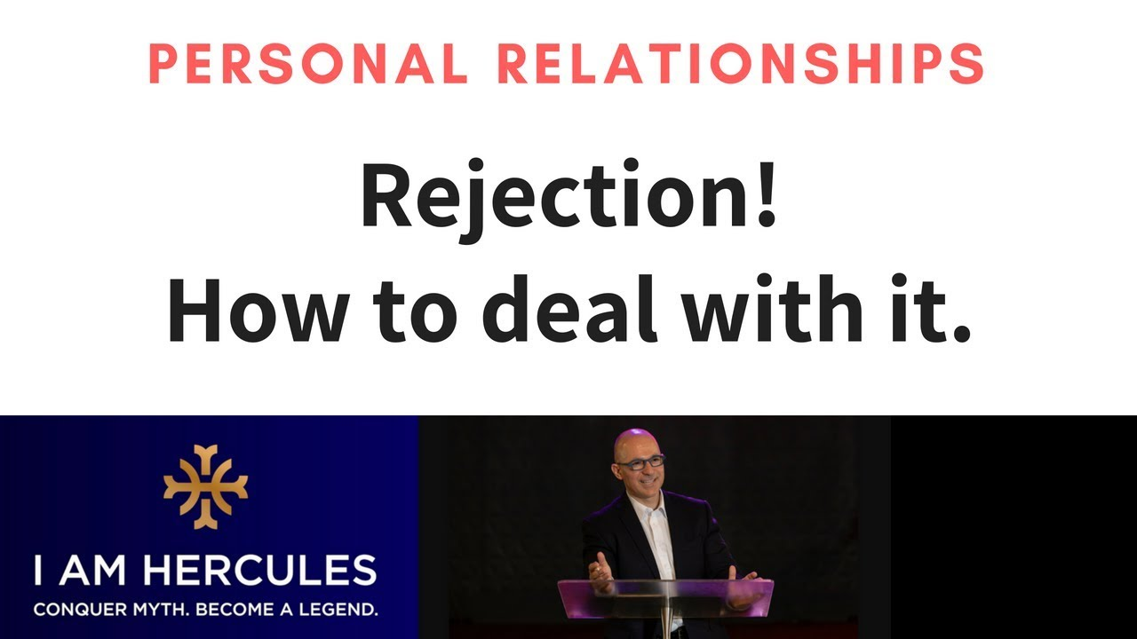 FRAN: How to accept rejection in a relationship