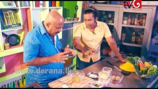 Rasa Piri Tharu Recipi with Ronnie Leech - 06th August 2016