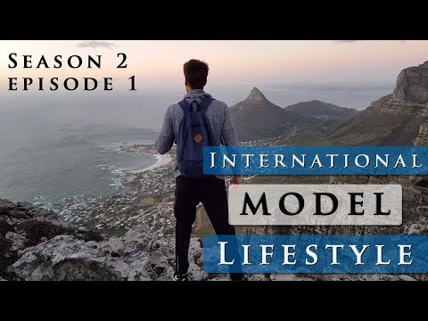 Traveling To Cape Town With Water Crisis And Crime (Model Lifestyle S2E1)