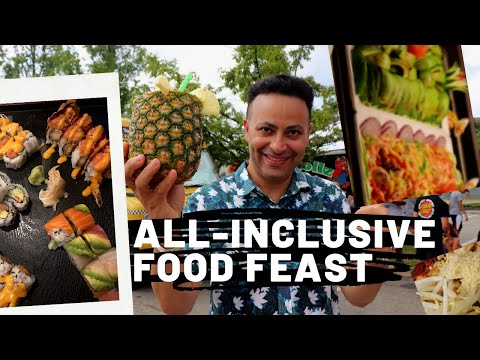 All-You-Can-Eat Food Feast