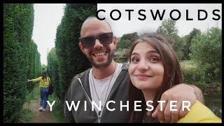 Castillo, pueblitos y Winchester - The Cotswolds PARTE 2 - Fish & Cheap Vlogs