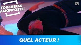 Quand Matthieu Delormeau fait semblant de s'évanouir en direct !