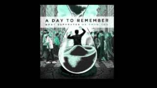 A Day To Remember - (clean) All Signs Point To Lauderdale