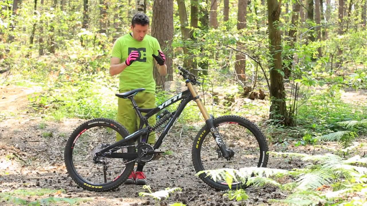 Preview Yeti 303 WC | 365mountainbike | bicilive.it - YouTube