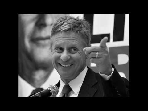 Gary Johnson Campaign Ad For School