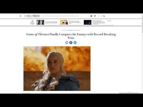 Westeros Vibe Episode 11 [21 - 27 September 2015] - Game Of Thrones News