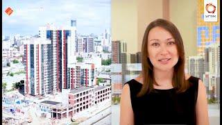 В Екатеринбурге стартовал второй этап строительства ЖК «Нагорный»